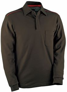 Polo Βαμβακερό Cofra Classic clay brown