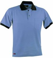 Μπλουζάκι CoolDRY Polo Cofra Martinique light blue